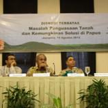 Perdasus Dinilai Memberi Solusi Masalah Tanah dan Hutan di Papua
