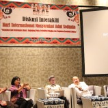 Diskusi Interaktif: Hari Internasional Masyarakat Adat Sedunia