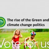 The rise of the Green and climate change politics