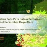Kebijakan Satu Peta dalam Perbaikan Tata Kelola Sumber Daya Alam