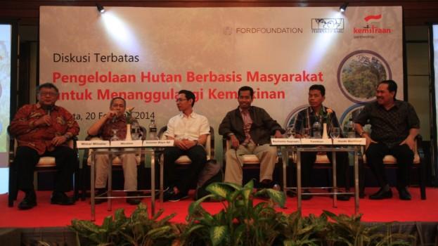 Diskusi Terbats Pengelolaan Hutan (104)