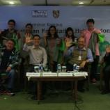 "Foto: Seminar Kampus ""Suara Anda Menentukan Kelestarian Hutan Indonesia"""