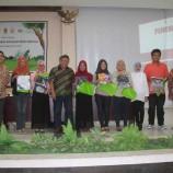 "Foto: Seminar Kampus Palembang ""Suara Anda Menentukan Kelestarian Hutan Indonesia"""