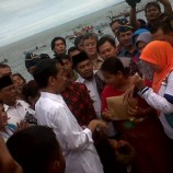 Video : Jokowi Blusukan Asap ke Desa Sungai Tohor