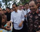 Video Jokowi Blusukan Asap ke Desa Sungai Tohor