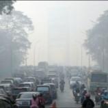 Kabut Asap-Kekeringan Makin Panjang