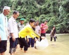 Fishing ban in Riau river  to protect forests