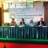 Siaran Pers : Ada 20 Komunitas Terlibat Program Penurunan Emisi Berbasis Masyarakat
