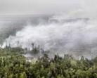 Riau dan Sumatera Barat Dikepung Kabut Asap