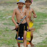 'The Journey Back' on Dayak and their stories