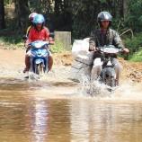 Asap Hilang, Banjir Datang