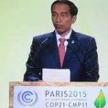 PIDATO YANG MULIA JOKO WIDODO  PRESIDEN REPUBLIK INDONESIA : LEADERS' EVENT COP 21