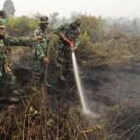 Tim Patroli Cegah Kebakaran Lahan