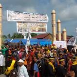 Foto: Rakernas AMAN di Sorong Papua