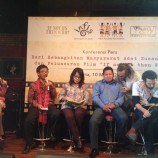 Foto: Press Conference Rakernas AMAN