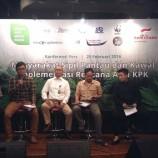 """Foto: Konferensi Pers """"Masyarakat Sipil Pantau dan Kawal Implementasi Rencana Aksi KPK"""""""