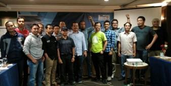 "Foto: Pelatihan Komunikasi ""Teknik Presentasi yang Efektif"" bersama Rizal Mustary di Pekanbaru"