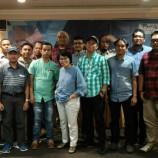 """Foto: Pelatihan Komunikasi """"Teknik Menulis untuk Media Massa"""" bersama Maria Hartiningsih di Pekanbaru"""