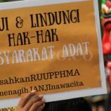 Hak-Hak Masyarakat Adat Harus Diperjuangkan Bersama