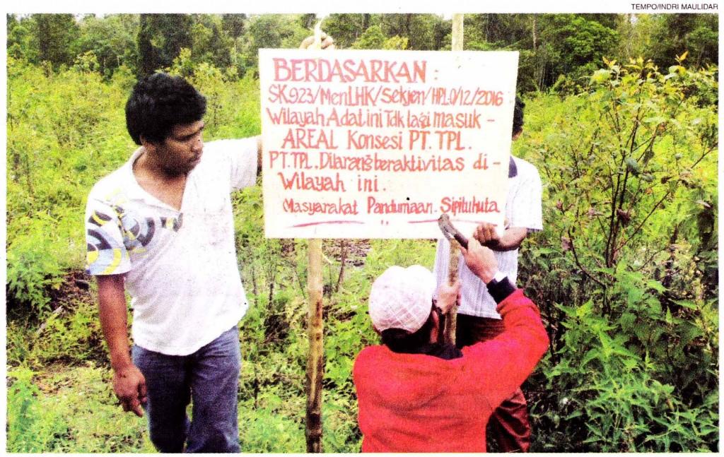 AMAN-Koran Tempo-20170306-Menagih Utang di Hutan Kemenyan-Hal 9 Nasional