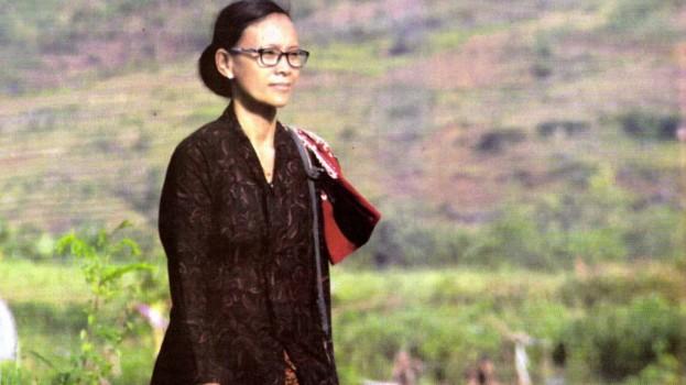 KAMI MERASA BELUM MERDEKA (Aktivis Jaringan Masyarakat Peduli Pegunungan Kendeng, Gunarti)