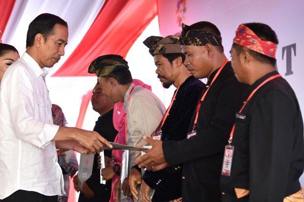 Jokowi NTB