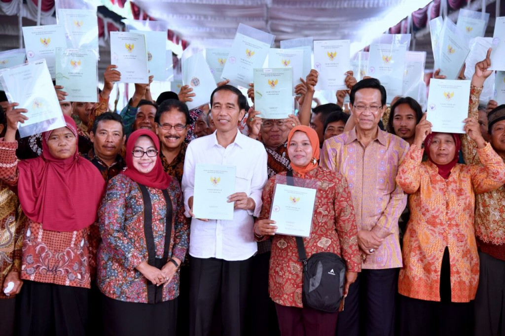 Jokowi RAPS