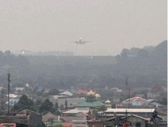 Riau braces for Wildfires ahead of Asian Games