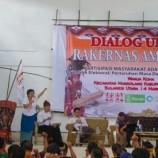 Aliansi Masyarakat Adat Nusantara Gelar Rakernas