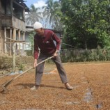 Petani Kopi yang Memegang Tradisi Leluhur