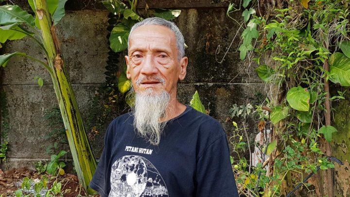 Apai Janggut KOMPAS/BRIGITTA ISWORO LAKSMI (ISW) 12-09-2019 SOSOK