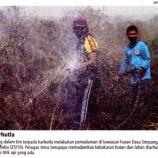 2,04 Juta Ha Hutan Bisa Diakses Masyarakat